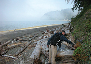 Tulalip Tribes Tidal Benchmarks - Beach